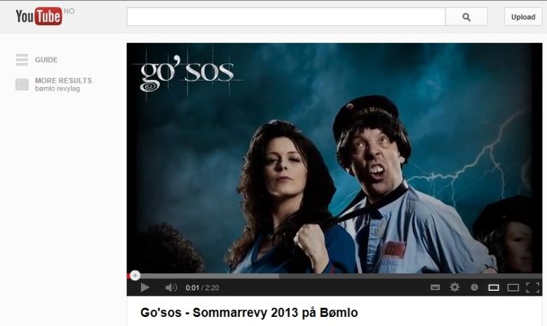 YouTube reklame